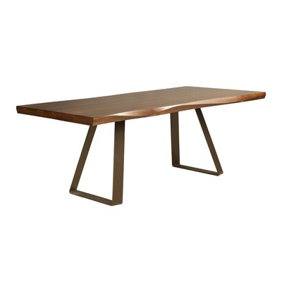 Rishaan Dining Tables Inside 2020 8 + Seat Rustic & Farmhouse Kitchen & Dining Tables You'll (View 5 of 25)