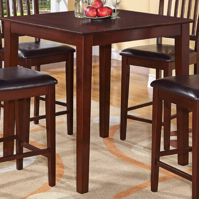 Romriell Bar Height Trestle Dining Tables Throughout Fashionable Vernon Counter Height Dining Table (View 14 of 25)