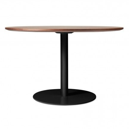 Round Pedestal Dining Table For Trendy Exeter 48'' Pedestal Dining Tables (View 13 of 25)