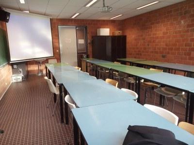 """Séminaire Ch44 — Université De Namur Regarding Widely Used Mode 72"""" L Breakroom Tables (View 7 of 25)"""