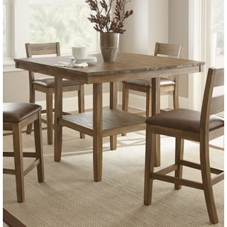Shop Chaffee 48 Inch Square Counter Height Dining Table In Preferred Counter Height Dining Tables (View 17 of 25)