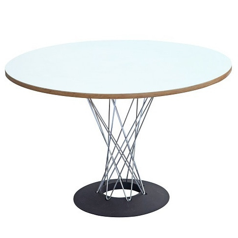 """Shop Wire Frame 42 Inch Round Dining Table – 42"""" – Free Pertaining To Well Known Darbonne 42'' Dining Tables (View 18 of 25)"""