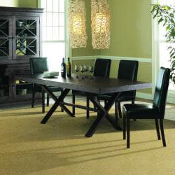 Shop X Dining Table – Overstock – 6560210 Inside Well Known Alexxia 38'' Trestle Dining Tables (View 10 of 25)