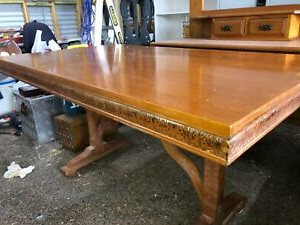 Silky Oak Table (View 22 of 25)