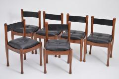 Silvio Coppola – Set Of Six Italian Dining Chairs With Regard To Well Liked Nottle (View 16 of 25)