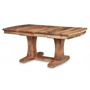 Solid Wood Dining Tables Toronto (View 14 of 25)