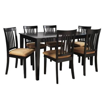 Solid Wood Throughout Famous Elderton 30'' Solid Wood Dining Tables (View 24 of 25)