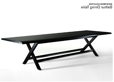 Soul Sanctuary: Like His Clothes, James Perse Furniture Is In Most Popular Balfour 39'' Dining Tables (View 21 of 25)