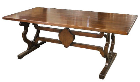 T62 Thorpeness Trestle Dining Table (View 14 of 25)