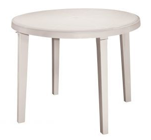 Table, Round (View 7 of 25)