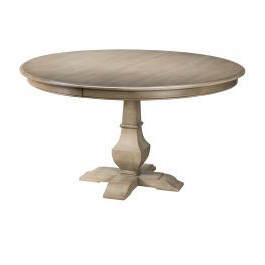 """Tabor 48'' Pedestal Dining Tables For Most Recent Maitland 48"""" Pedestal Extension Table (View 4 of 25)"""