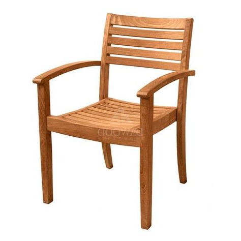 Teak Dining Chairs (View 21 of 25)