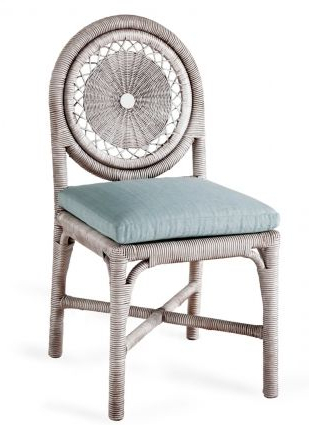 The Carousel Chair Hand Woven Rattan, Love It With Most Recently Released Mcloughlin Dining Tables (View 14 of 25)
