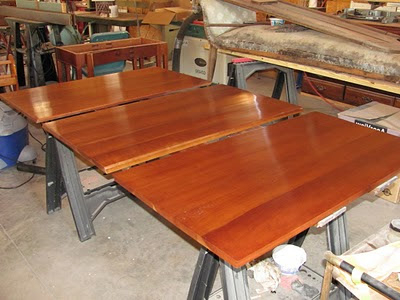 Thomas Nelson Furniture Restoration: Cherry Drop Leaf Intended For Recent Adams Drop Leaf Trestle Dining Tables (View 20 of 25)