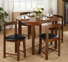 Tms Pisa Modern Retro Round Dining Table White 35.4 W With Regard To Recent Akitomo (View 5 of 25)
