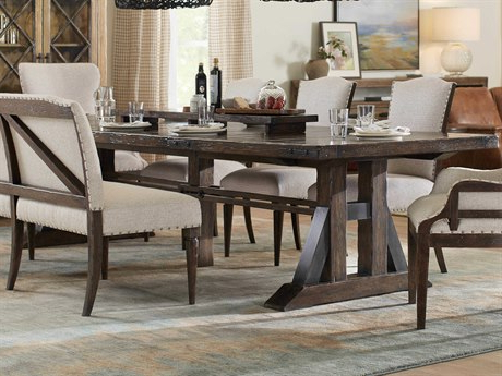 """Tommy Bahama Ocean Club 72 X 44 Rectangular Peninsula Throughout 2020 Murphey Rectangle 112"""" L X 40"""" W Tables (View 6 of 25)"""