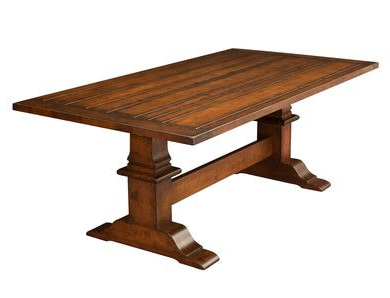 Featured Photo of Kara Trestle Dining Tables