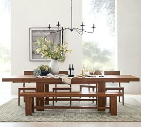 Trendy Gorla 39'' Dining Tables With Parkmore Reclaimed Wood Extending Dining Table In (View 18 of 25)