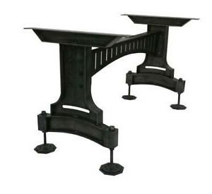 Trendy Liesel Bar Height Pedestal Dining Tables With Regard To Steampunk Metal Adjustable Table Base – Dining To Counter (View 20 of 25)