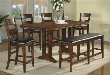 Trendy Mango Intended For Mccrimmon 36'' Mango Solid Wood Dining Tables (View 6 of 25)