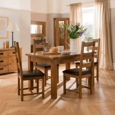 Trendy Oak Skovby #37 Dining Table – Dining Tables Inside Getz 37'' Dining Tables (View 16 of 25)