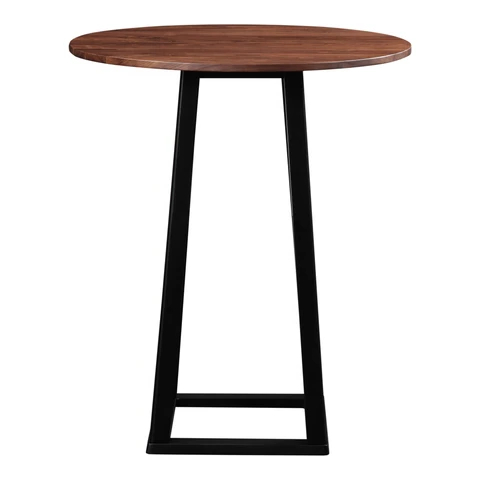 Trendy Rubberwood Solid Wood Pedestal Dining Tables With Dining Tables – Heaven's Gate Home, Llc With A Solid (View 22 of 25)