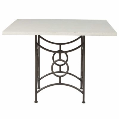 Trestle Square Dining Table Base – Summer Classics Intended For Most Popular Trestle Dining Tables (View 25 of 25)