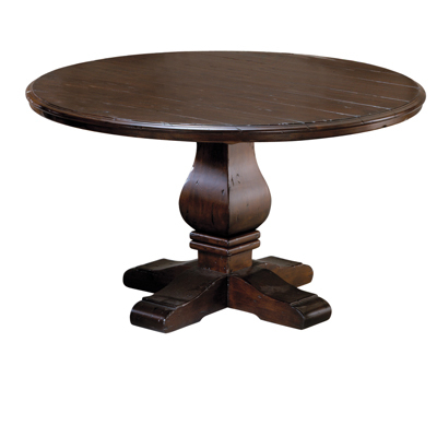 Villani Pedestal Dining Tables Within Latest Pedestal Table (View 12 of 25)