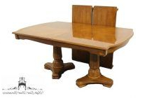 Villani Pedestal Dining Tables Within Recent White Of Mebane Country French Dining Table – Old Bisque (View 14 of 25)