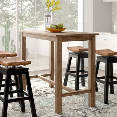 Wayfair With Regard To Rhiannon Poplar Solid Wood Dining Tables (View 8 of 25)