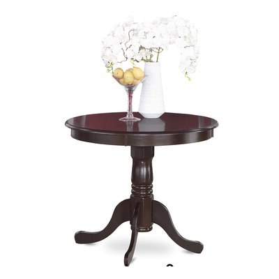 Wayfair With Rubberwood Solid Wood Pedestal Dining Tables (View 15 of 25)