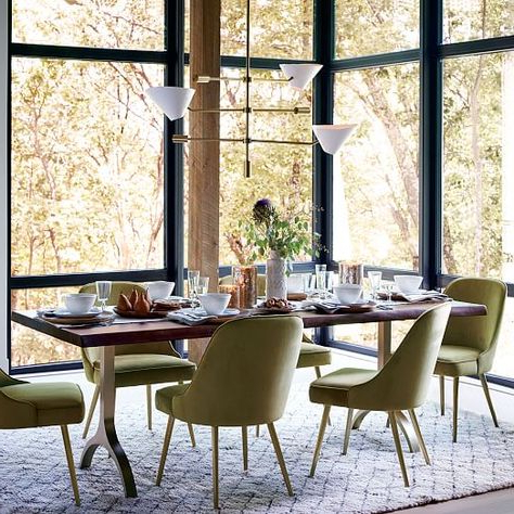 Well Known Alexxes 38'' Trestle Dining Tables For Cast Trestle Dining Table (View 16 of 25)