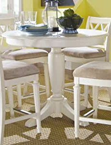 Well Known Amazon – American Drew Camden Round Counter Height With Regard To Bineau 35'' Pedestal Dining Tables (View 24 of 25)