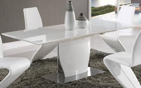Well Known Bekasi 63'' Dining Tables In Global Furniture Usa D2279dt $ (View 8 of 25)