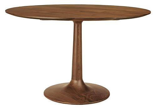 Well Known Bineau 35'' Pedestal Dining Tables Within Madison Dining Tables – Modern Dining Tables – Modern (View 6 of 25)