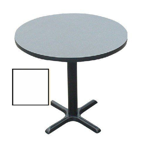 Well Known Correll Bxt48r 36 Cafe And Breakroom Tables – Round Intended For Mode Round Breakroom Tables (View 24 of 25)
