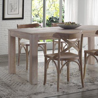 Well Known Grain Wood Furniture Montauk Dining Table (View 10 of 25)