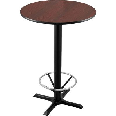 """Well Known Holland Bar Stool 42"""" Pub Table (View 21 of 25)"""