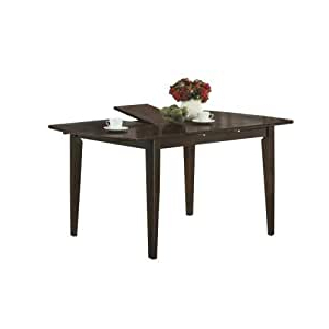 Well Known Monarch Specialties Dining Table With 12 Inch Butterfly Inside Menifee 36'' Dining Tables (View 7 of 25)