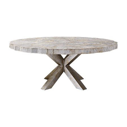 Well Known Shop The Petra Century Marble Dining Table At Arhaus In Baring 35'' Dining Tables (View 19 of 25)