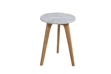 Well Known Side & Lamp Tables For Collis Round Glass Breakroom Tables (View 23 of 25)