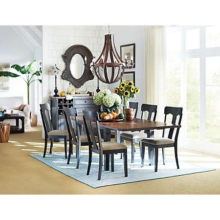 Well Known Sienna Dining Collection (View 19 of 25)