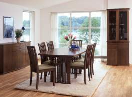 Well Known Skovby # 19 Extension Dining Table For Dixon 29'' Dining Tables (View 6 of 25)