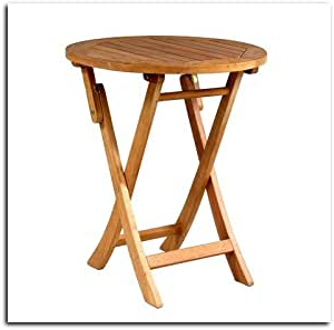 """Well Liked Amazon: Royal Tahiti 36"""" Bar Height Round Folding Regarding Hitchin 36'' Dining Tables (View 13 of 25)"""