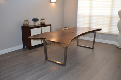 Well Liked Belton Dining Tables Pertaining To Live Edge Dining Tables (View 10 of 25)