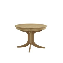 Well Liked Circular Pedestal Dining Table Inside Villani Pedestal Dining Tables (View 10 of 25)