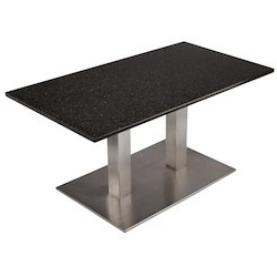 Well Liked Granite Dining Table At Best Price In India Intended For Steven 55'' Pedestal Dining Tables (View 18 of 25)