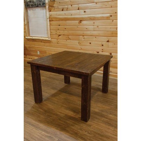 """Well Liked Hitchin 36'' Dining Tables Intended For Barnwood Style Timber Peg Extension 36"""" Wide Dining Table (View 16 of 25)"""