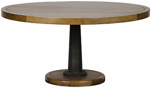 Well Liked Noir Yacht Dining Table With Cast Pedestal Gtab493mt (View 2 of 25)