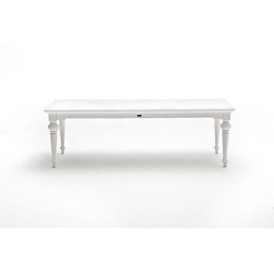 Well Liked Rosecliff Heights Winthrope Solid Wood Dining Table With Regard To Montauk (View 14 of 25)